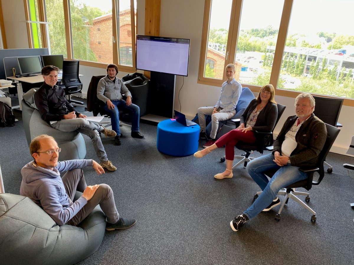 Workshop Gruppe Thekla Tech TraveKom